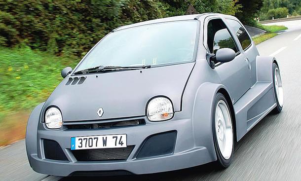 Renault Twingo V8 von Lazareth