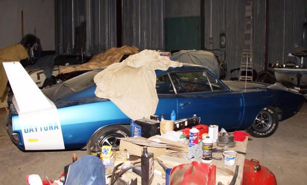 Scheunenfund: Daytona, Superbird und Co.