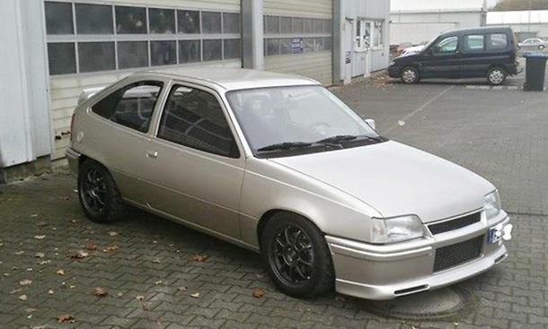 Opel Kadett: Tuning von WKT