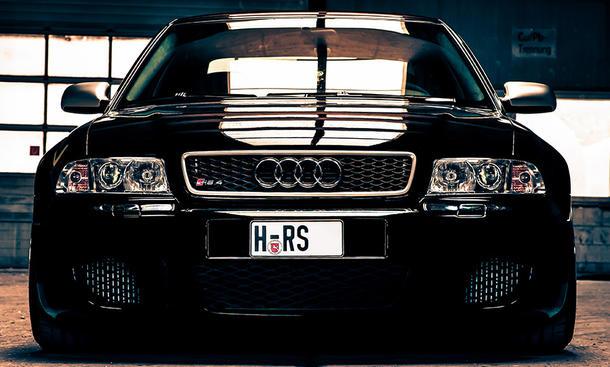 Audi RS4 mit 1100 PS