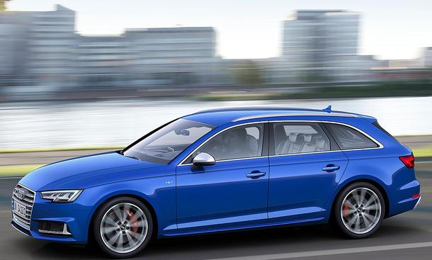 Audi S4 S4 Avant B9 2016 Preis Autozeitung De