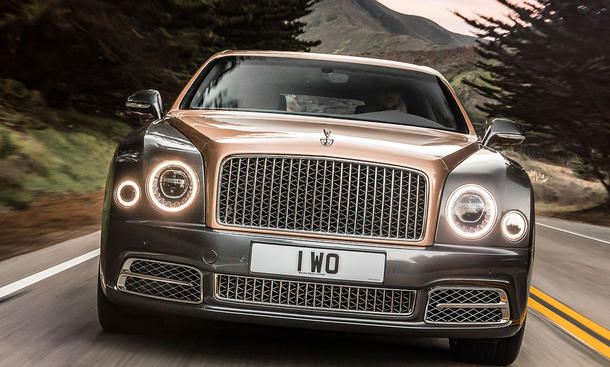 Bentley Mulsanne (2016)