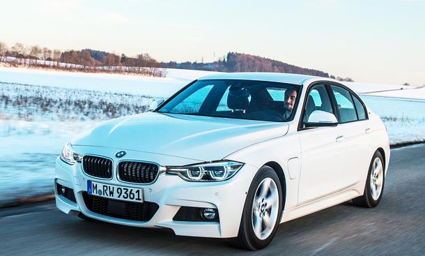 BMW 330e ab 43.500 Euro
