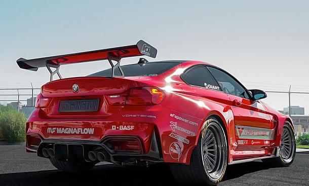 BMW M4 GTRS4-VX von Vorsteiner