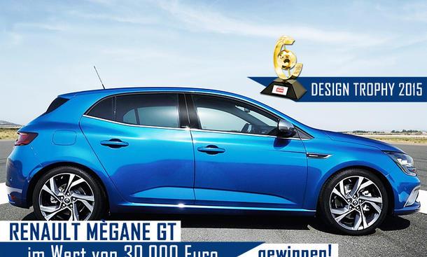 Renault Mégane GT gewinnen