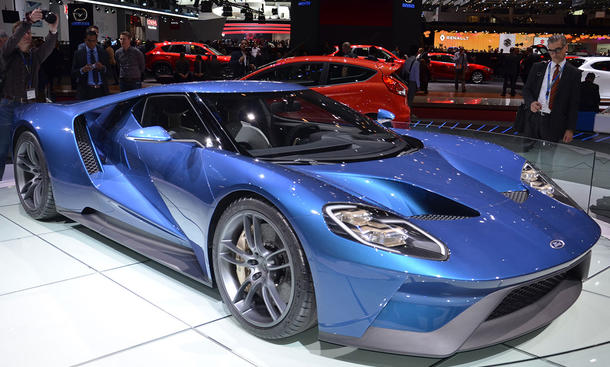 Ford GT: Nur ausgewählte Kunden
