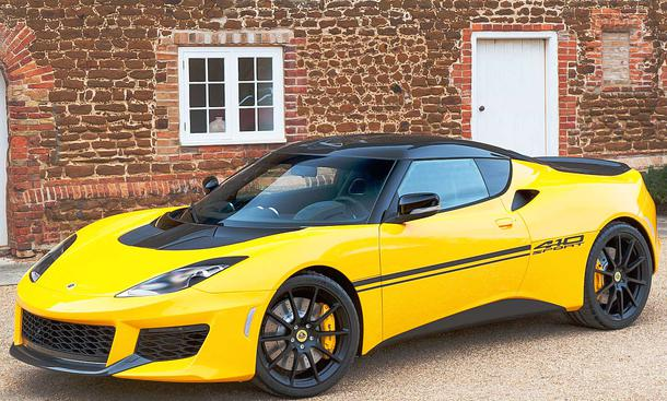 Lotus Evora Sport 410 (2016)