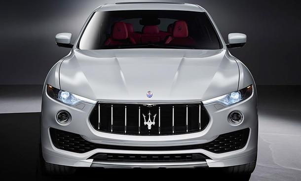 Maserati Levante (2016)