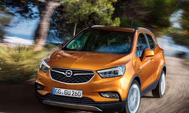 opel mokka x 2016 preis und marktstart update bild 8. Black Bedroom Furniture Sets. Home Design Ideas