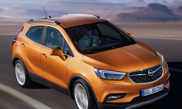 opel mokka x 2016 preis und marktstart update bild 16. Black Bedroom Furniture Sets. Home Design Ideas