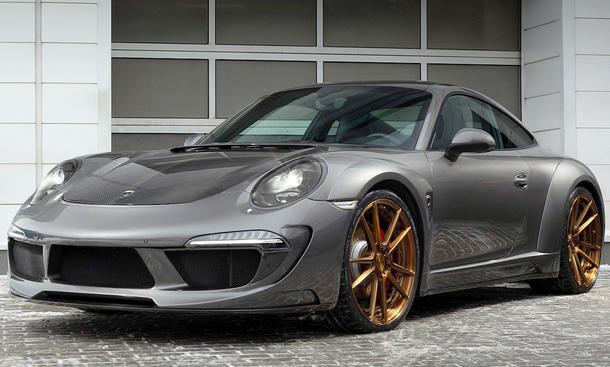 Porsche 911 Carrera 4S von Topcar