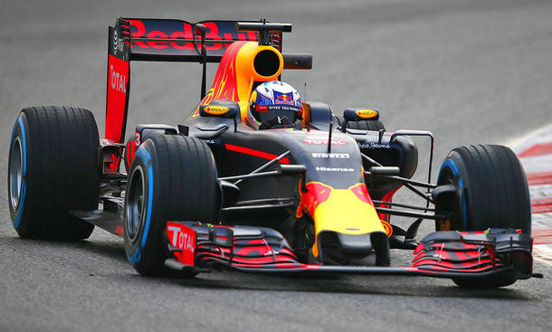 Red Bull RB12 (F1 2016)