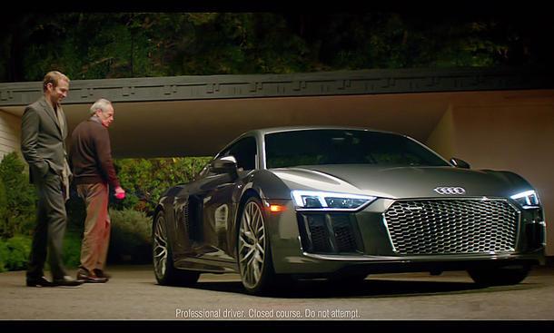 Super Bowl 2016 Audi