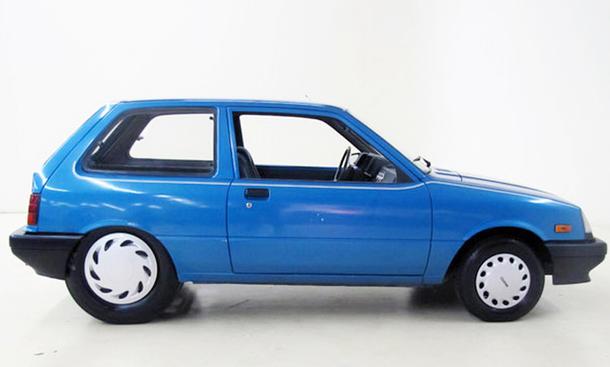Chevrolet Sprint: Kleinwagen mit 960 PS