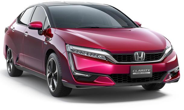 Honda Clarity in New York