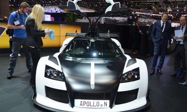 Apollo N: Motor & Technische Daten | autozeitung.de