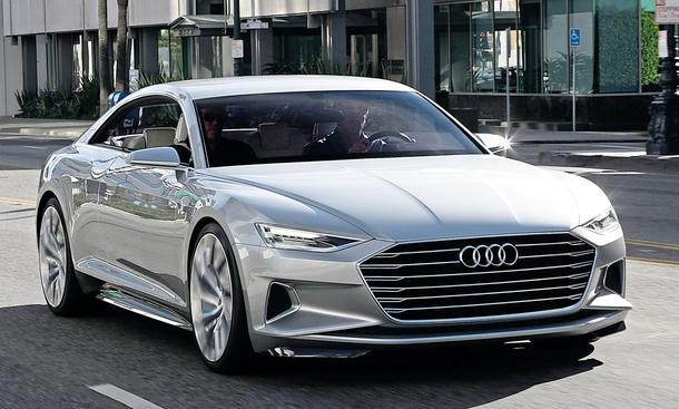 Audi A9 (C e-tron): Neue Infos zur Luxusklasse für 2020