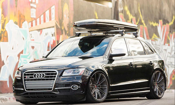2015 Audi Q5 >> Audi SQ5: Tuning von Vossen Wheels | autozeitung.de