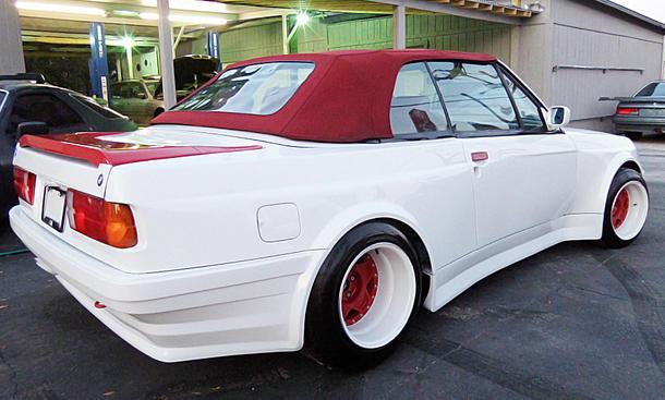 Bmw 325i Cabrio 80er Jahre Tuning Autozeitung De