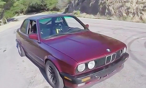 BMW 325i E30 mit Sechszylinder aus BMW M3 E46
