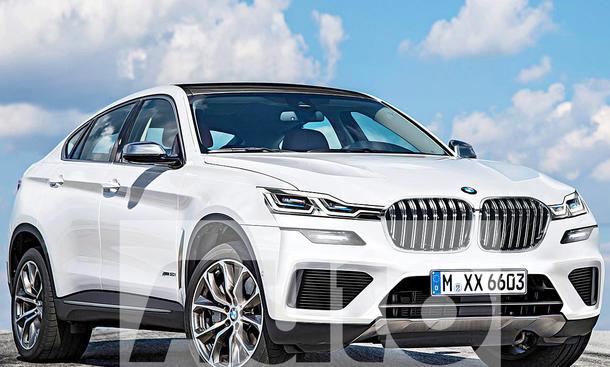 Bmw X6 2021 Erste Informationen Autozeitung De