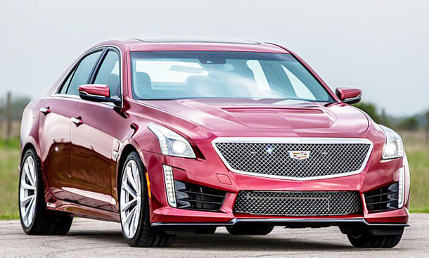 Cadillac CTS-V von Hennessey Performance