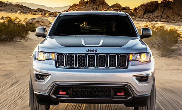 Jeep Trailhawk als echter Offroader