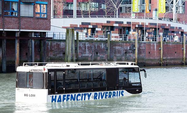 Nächste Haltestelle Hafenbecken