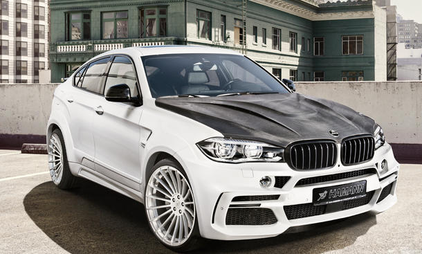 bmw x6 m50d tuning von hamann. Black Bedroom Furniture Sets. Home Design Ideas