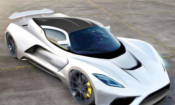 Die schnellsten Autos der Welt (Update!) | autozeitung.de