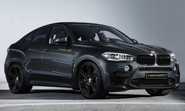 bmw x6 m tuning von manhart. Black Bedroom Furniture Sets. Home Design Ideas