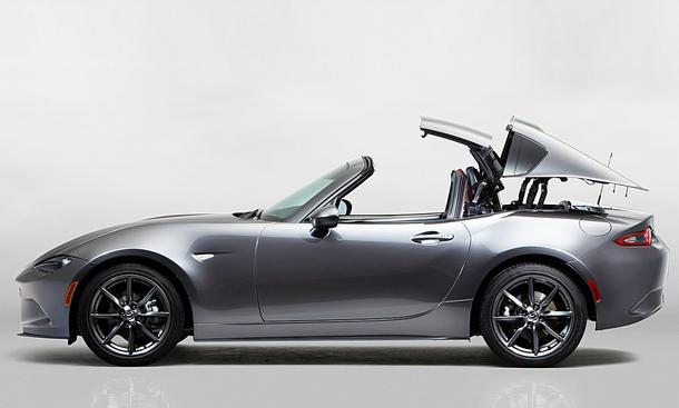 Mazda MX-5 RF (2017): Preis & Motoren | autozeitung.de