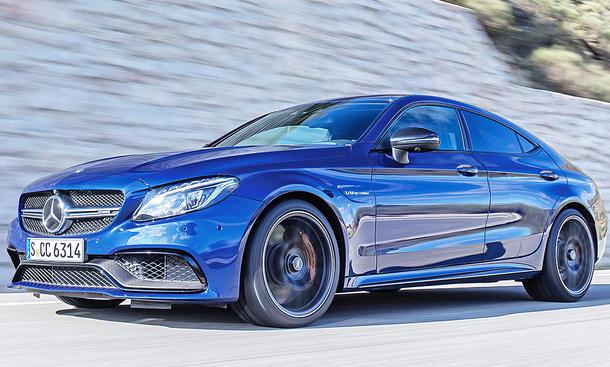 Mercedes CLC (2019): Illustration