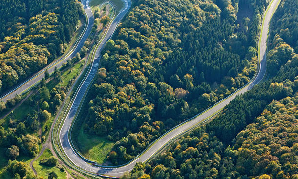 Speed-Limit am Nürburgring fällt 2016