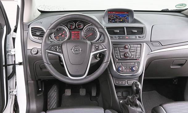 Fiat 500X/Opel Mokka/Subaru XV: Vergleichstest