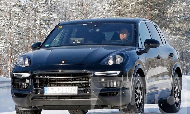Voila: der neue Porsche Cayenne