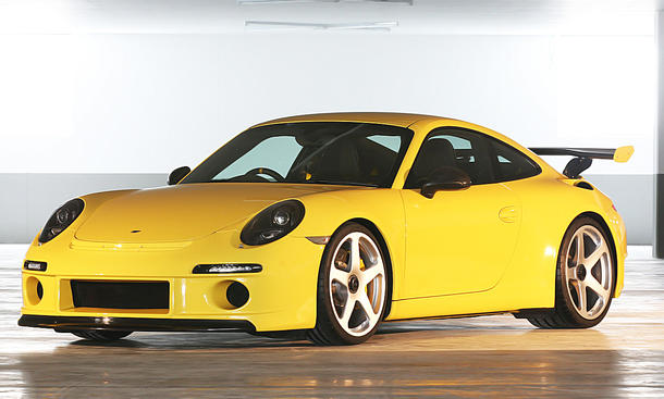 Ruf Narrow und Limited am Start