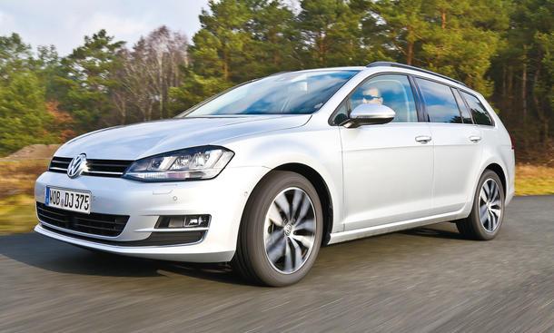 Audi/Skoda/VW: Vergleichstest