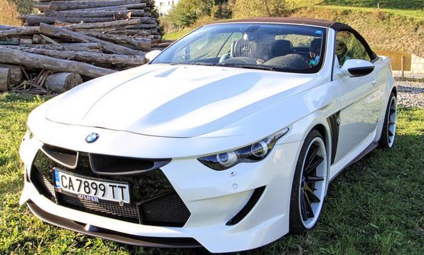 BMW M6 E64 von Vilner