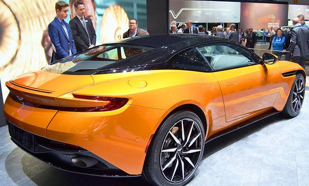 Neuer Aston in Genf