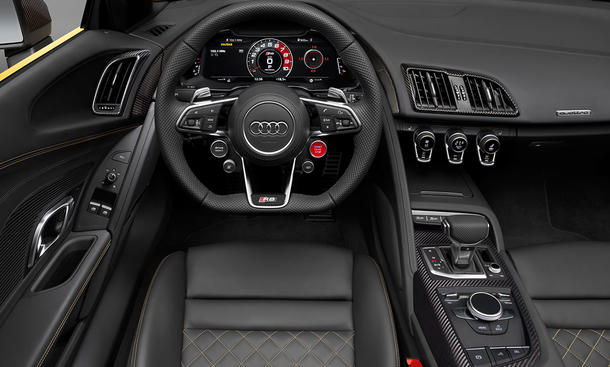 audi r8 spyder v10 2016 preis bild 10. Black Bedroom Furniture Sets. Home Design Ideas