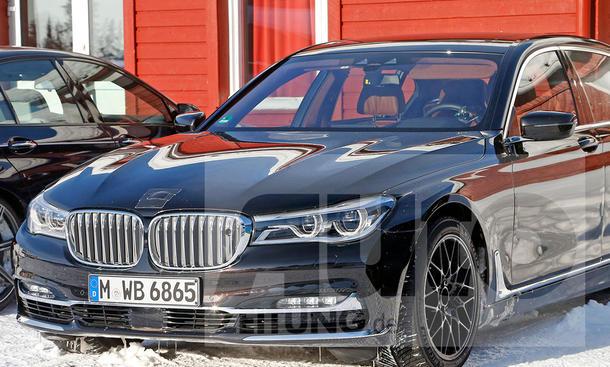 BMW M7 in Arbeit?