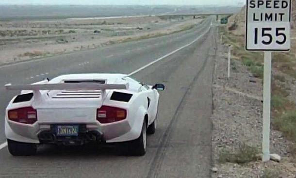 Auf dem Highway ist die Hölle los