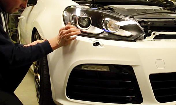 DIY-Tuning am Golf GTI