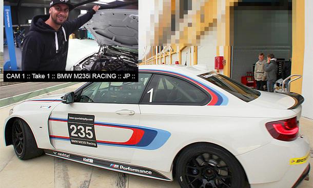J.P. tunt M235i Racing