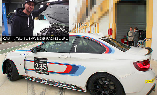 BMW M235i Racing von JP Performance
