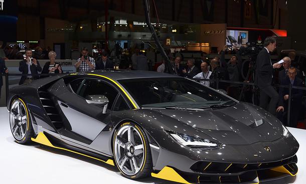 Lamborghini Centenario 2016 Marktstart Preis Autozeitung De