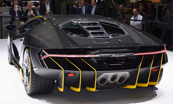 Lamborghini Centenario Kaufen Auto Bild Idee