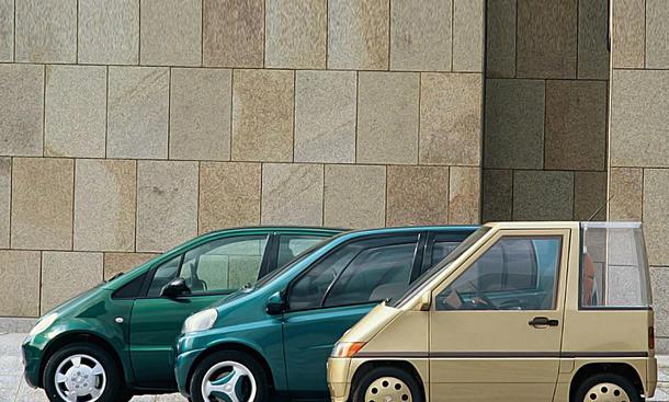 Der kleinste Mercedes?