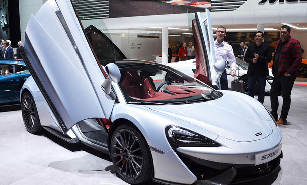 McLaren 570GT (2016)